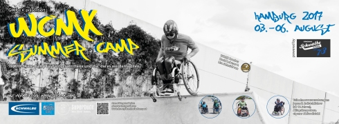 WCMX Summer Camp mit Aaron Fotheringham in Hamburg