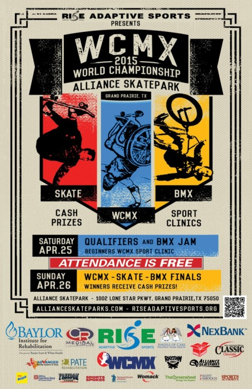 WCMX World Championships 2015