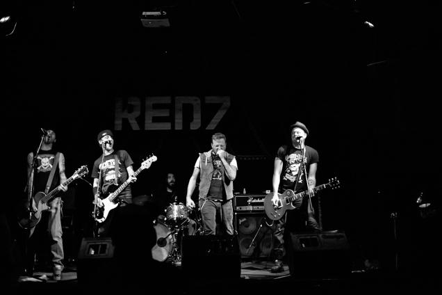 Nowherebound in Austin at Red 7 - Foto: Anna Spindelndreier