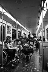 Die Red Line brachte uns nach Boston - Foto: Anna Spindelndreier