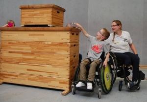 Auch für Kinder ist ein Training sinnvoll - Foto: RBG Dortmund 51