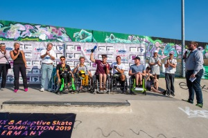1. International German WCMX Championships 2018 Foto: Michler/Mandau